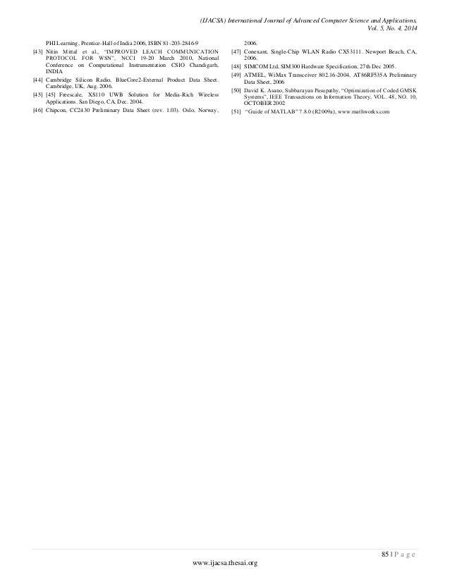Comparative Performance Analysis of Wireless Communication