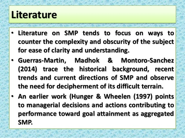 strategic management process paper Strategic management process mgt/498 june 24, 2013 strategic management process today, many companies find themselves struggling to stay abreast of the.