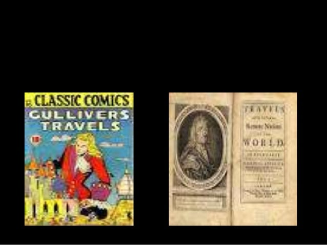 gullivers travels satires paradise Gulliver's travels by jonathan swift is one of the greatest satirical works ever   school, and he also teaches online courses for queen of heaven academy.