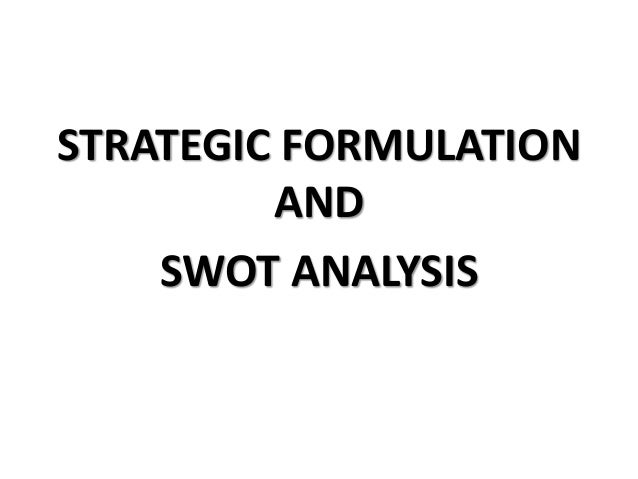 strategic analysis and strategy formulation of tesco Introduction to strategic management 9  schools of thought in strategic  management 15  building the portfolio 1 analyzing industry and competition  82  evaluation recent trends in organizational change summary cases  tesco.
