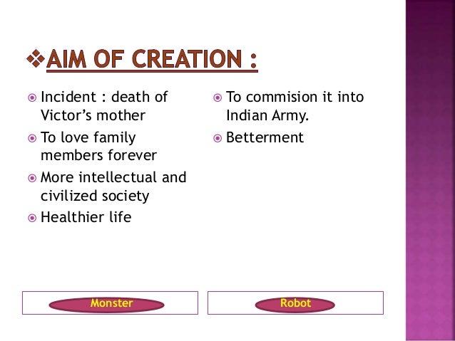 theme of creation in frankenstein