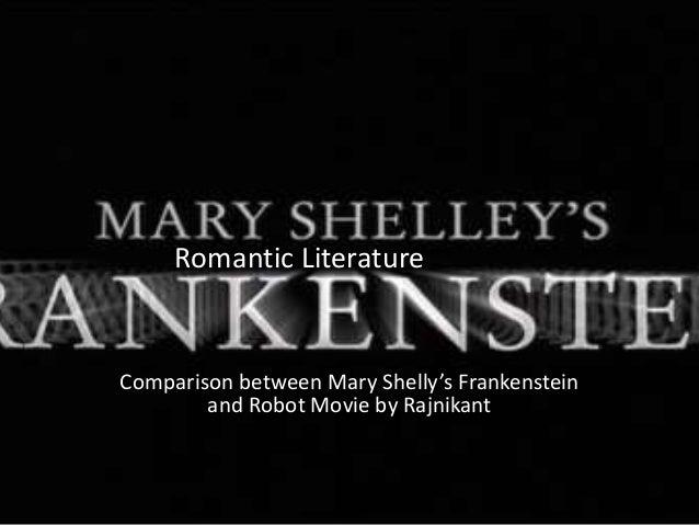 romanticism essay on frankenstein