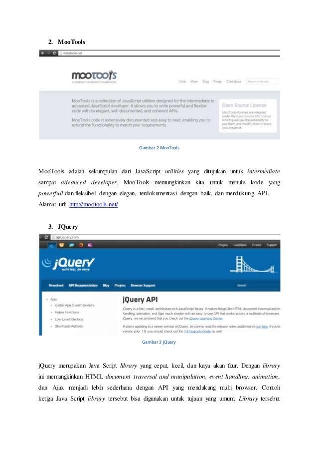 Paper6 jefri introduction to java script library Slide 2