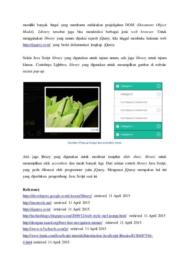 Paper6 jefri introduction to java script library Slide 3