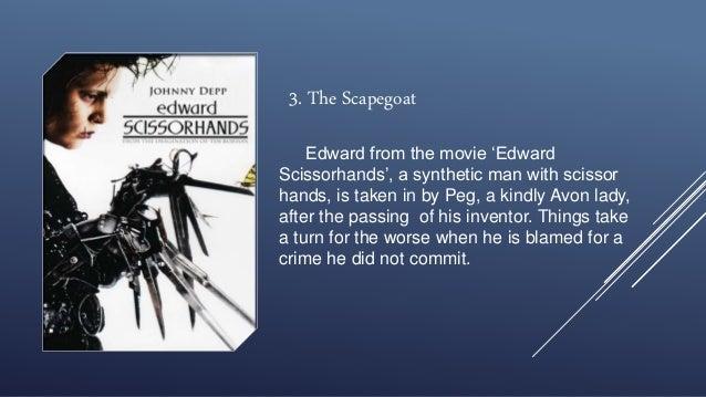 scapegoat in literature