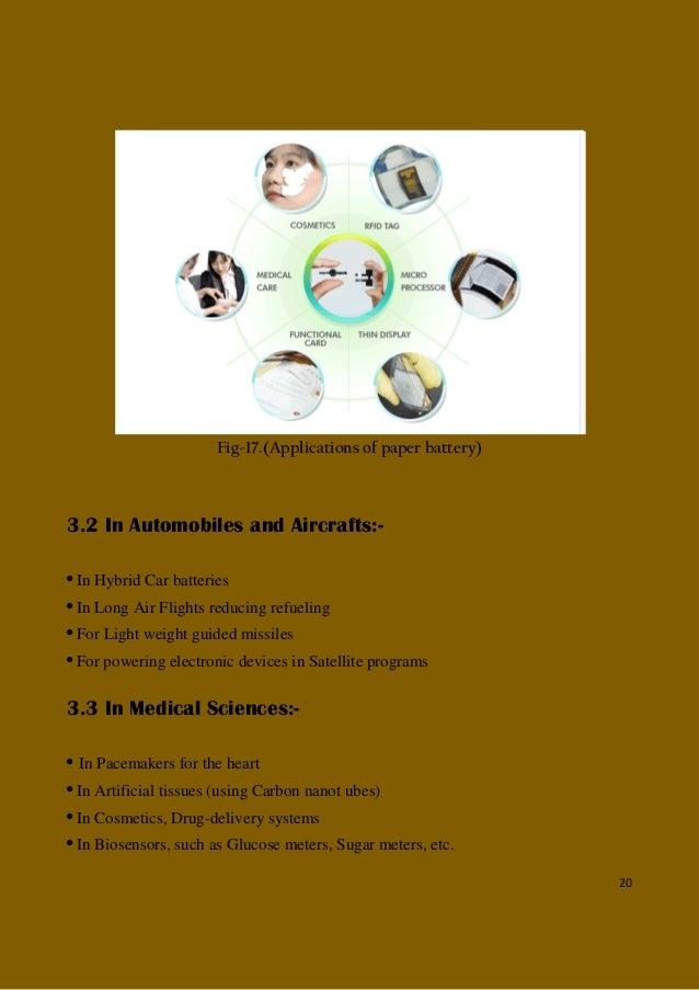 Paper battery pdf