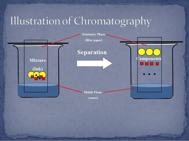 essay on paper chromatography Paper chromatography is an analytical method used to separate colored chemicals or substances it is primarily used as a teaching tool, having been replaced by other chromatography methods, such as thin-layer chromatography a paper chromatography variant, two-dimensional chromatography involves using two.