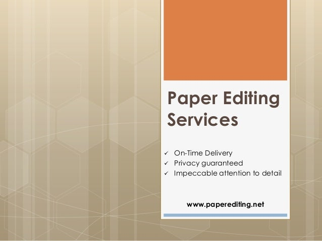 academic editor Editing from academic editing usa increases your chances of publication with professional editing by native speakers of english clarify your ideas you focus on the ideas, we help clarify your meaning.