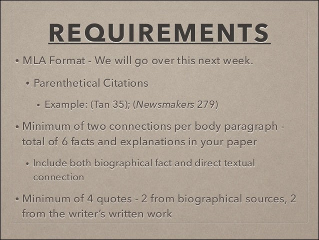 How to Format Your Research Paper