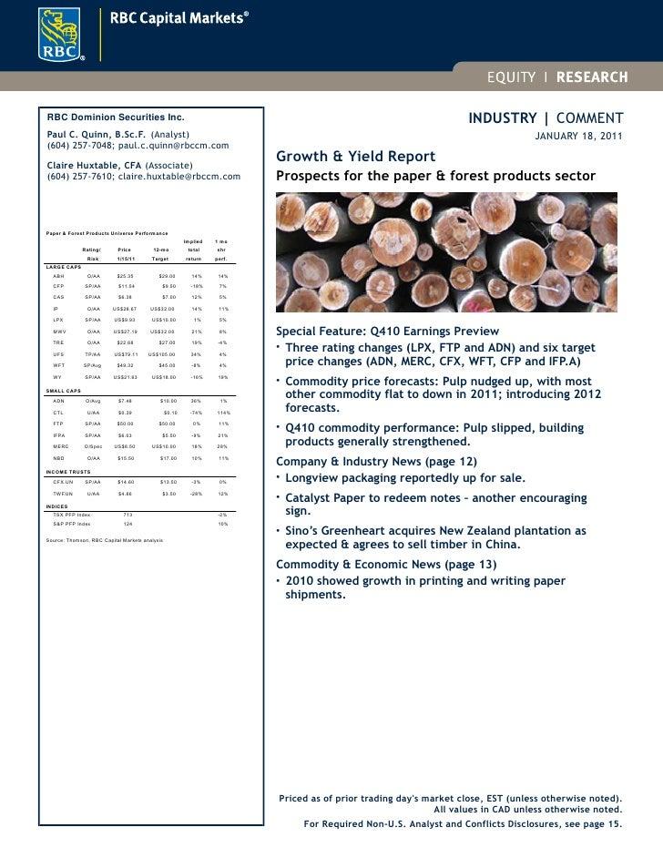 Paper & fp 110118