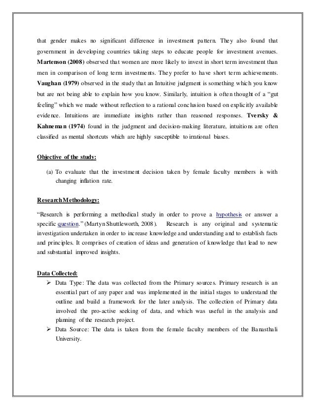 research paper guide chapter 1