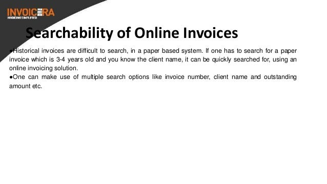 Paperless Invoicing And Client Portal With Invoicera - Paperless invoice approval system