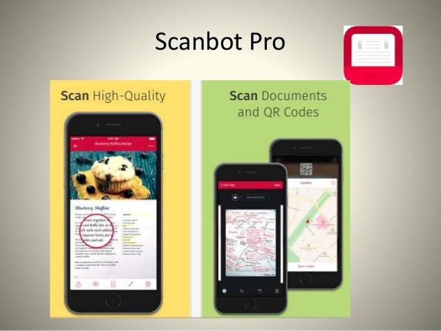 Scanbot Pro