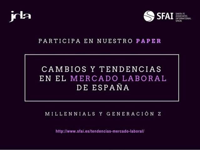 ¿Te preocupa el mercado laboral en España y quieres contarnos tu opinión sobre los cambios que crees que se producirán en ...
