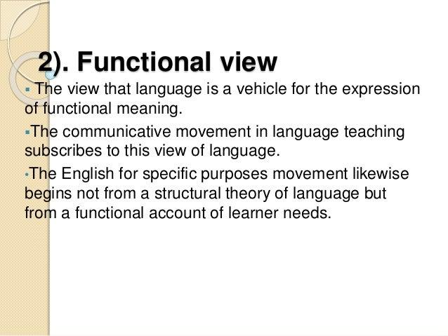 This Is My Presentation Of English Language Teaching