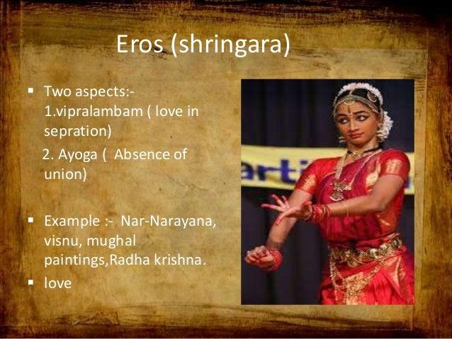 different types of rasa