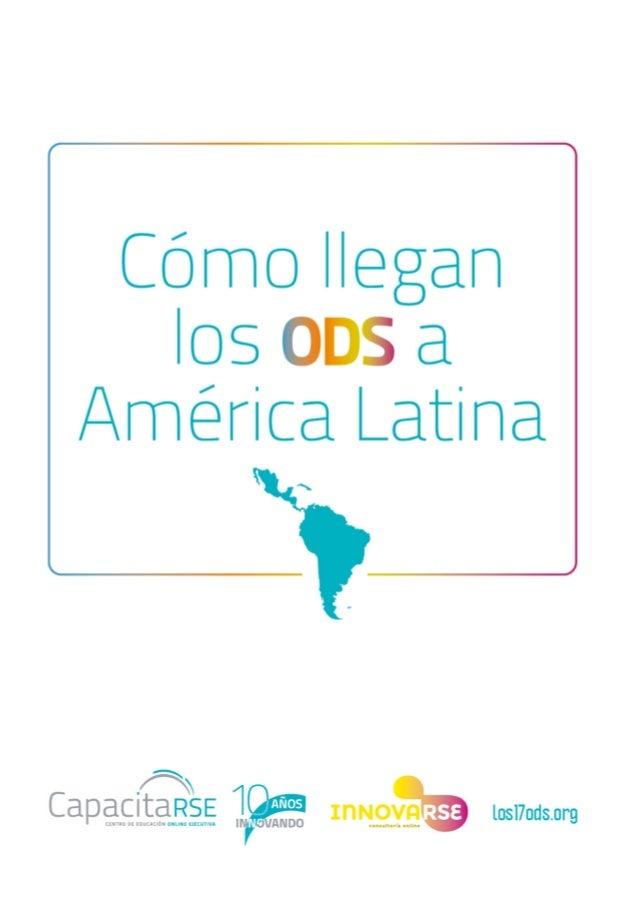 Cómo llega América Latina a los ODS 2