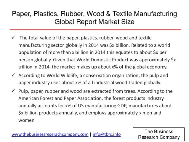 plastic production essay Free essay: plastic products exist as various kinds of forms all over the planet because of its convenience however, plastic made from petroleum, coal, and.