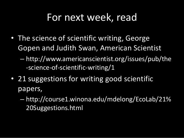 Successful Scientific Writing and Publishing: A Step-by-Step Approach