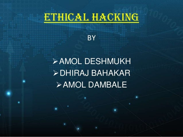 is ethical hacking truly ethical essay Sans institute infosec reading room this paper is from the sans institute reading room site reposting is not permitted without express written permission three different shades of ethical hacking: black, white and gray corporations and other entities are faced with the unenviable task of trying to defend their networks against various types.