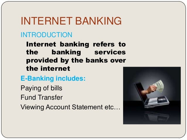 online banking security essay Page 1 | automating online banking fraud introduction this research paper will discuss automatic transfer systems (atss), which cybercriminals have started using.