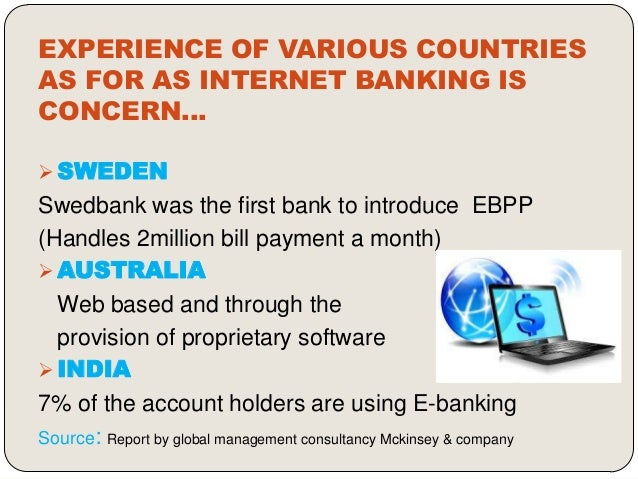 Paper presentation on e banking