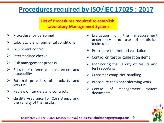 paper presentation on iso iec 17025 2017 at labtech2017