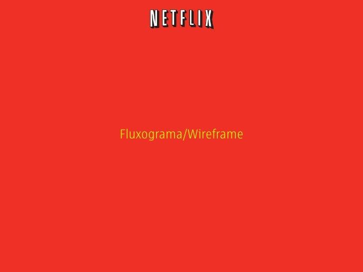 Fluxograma/Wireframe