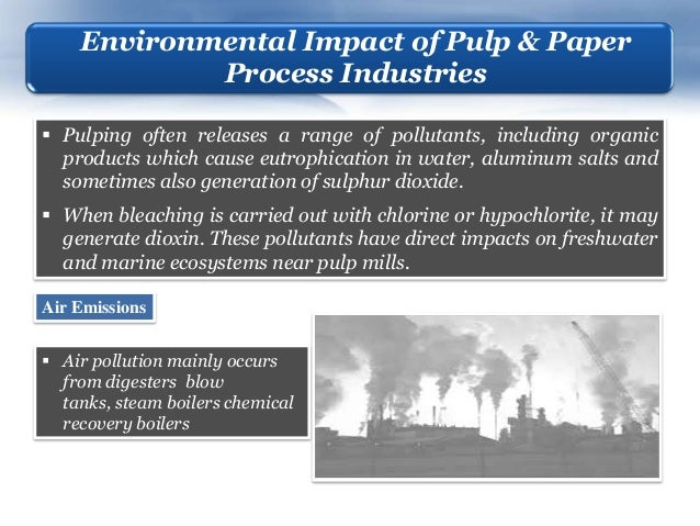 Industrial Pollution: Types, Effects and Control of Industrial Pollution