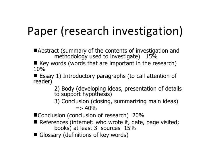 investigate research paper Synonyms for research at thesauruscom with free online thesaurus, antonyms, and definitions dictionary and word of the day.