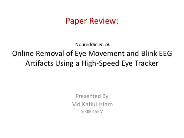 Online paper review