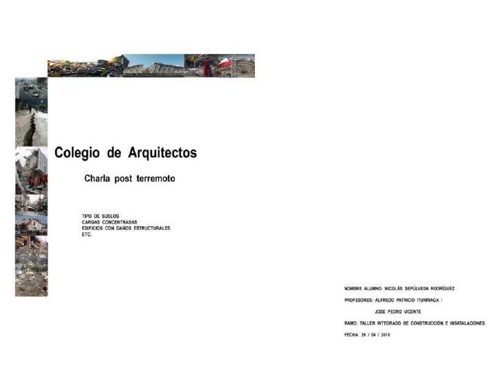 Papers Colegio de Arquitectos  /  Torre Titanium