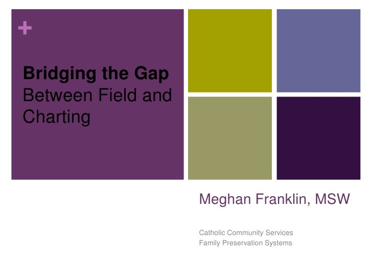 Meghan Franklin, MSW<br />Catholic Community Services<br />Family Preservation Systems<br />Bridging the Gap<br />Between ...