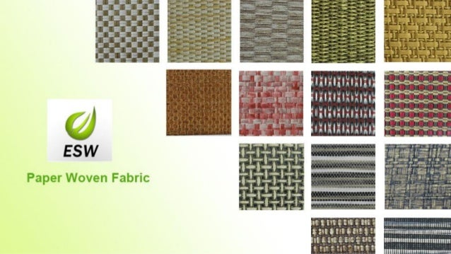 Paper Woven Fabric is made of paper or mixed other material,It is 100% ecofriendly,Some people also call paper raffia, But...