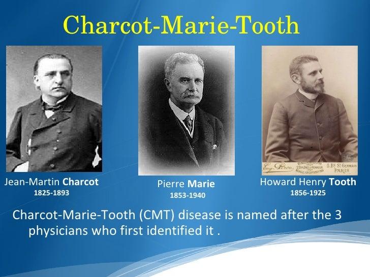 CMT slides: understand the disease.