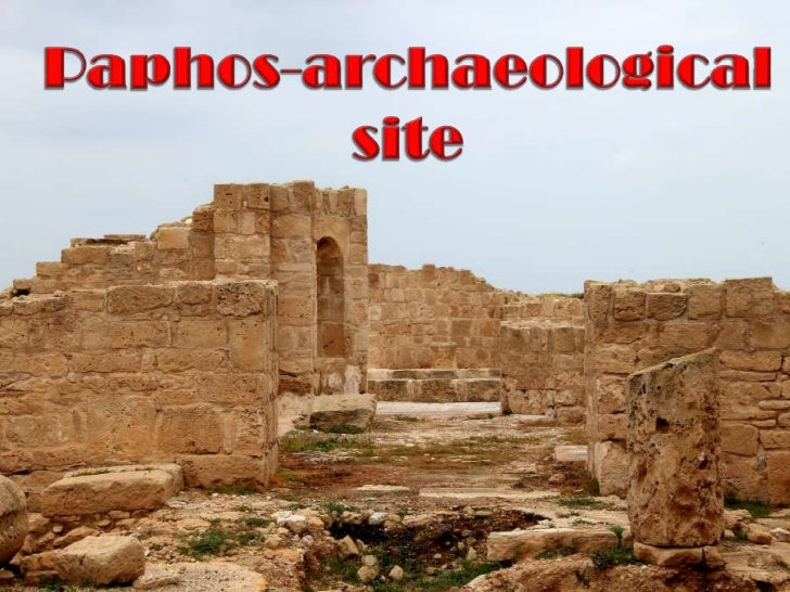 Paphos-archaeologicalsite<br />