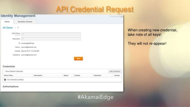 Hands-on Automation of Akamai with PAPI and Python