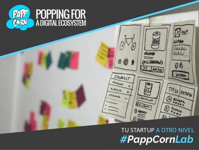 www.bestppt.com #PappCornLab TUSTARTUPAOTRONIVEL