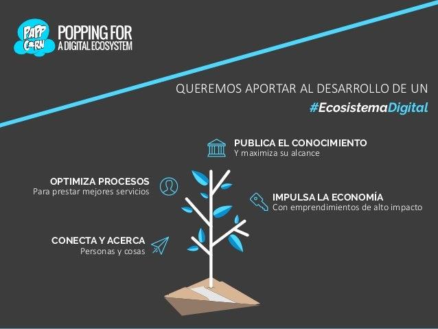 #PappCornLab Pitch   Tu Startup a otro nivel Slide 3