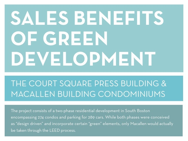 Cost Implication Of Green Building
