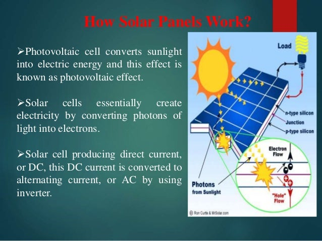 Solar energy conversion ppt video online download.