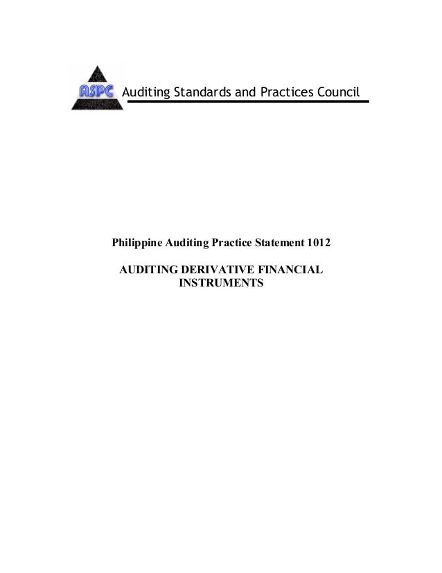 philippine standard on auditing details The conduct of an audit in accordance with philippine standards on auditing   this philippine standard on auditing (psa) deals with the auditor's.