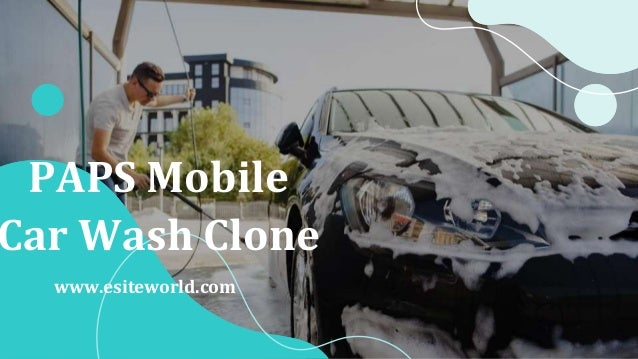 PAPS Mobile Car Wash Clone www.esiteworld.com