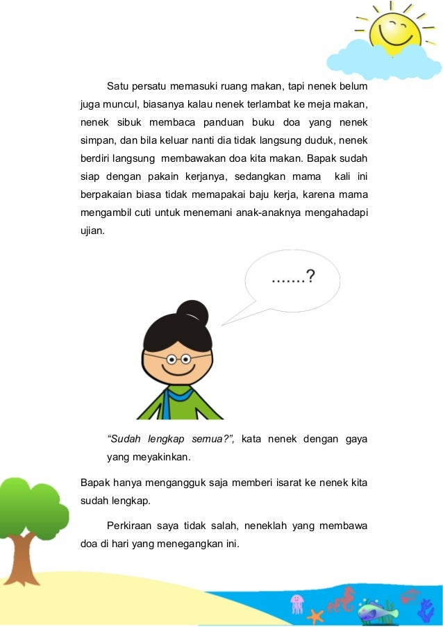 Bacaan Papua Keluarga Bahagia