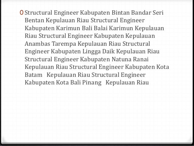 Jasa Desain Struktur Bangunan   Structural Design ...