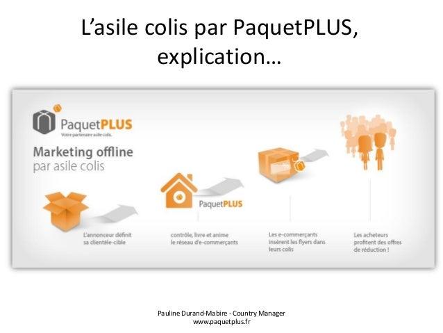 Paquet plus ecommercelive_20092013 Slide 2