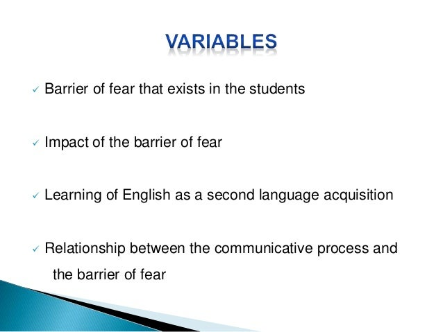 Barriers to Effective Communication - Assignment Example