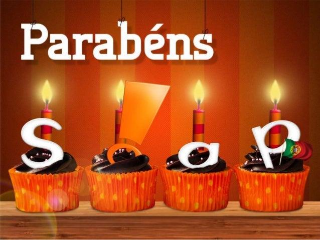 Happy Birthday SOAP Portugal