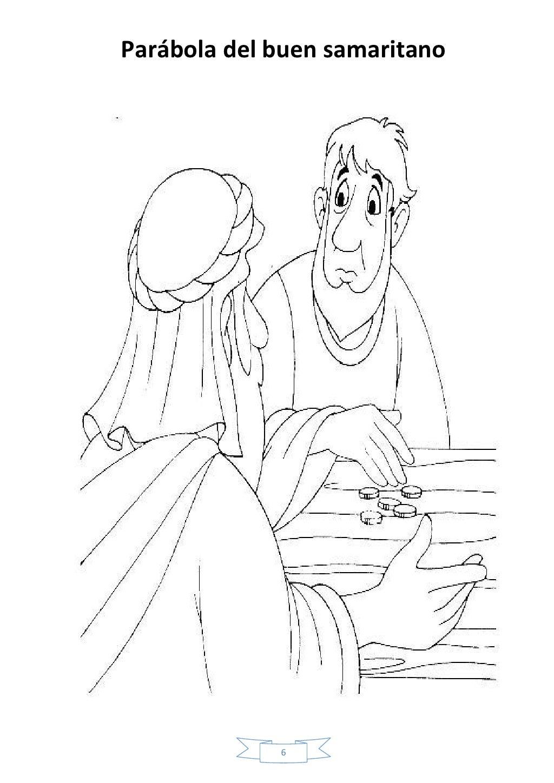 Parabola del buen samaritano