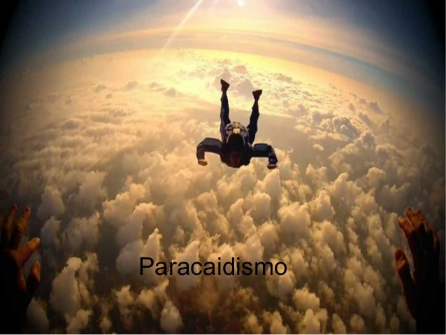 Informaci n sobre el paracaidismo for Todo sobre el marmol